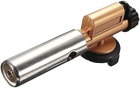 Lampe torche à gaz YOUTTOO M-60 portable avec buse de pulvérisation pour pique-nique barbecue