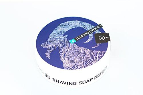Barrister and Mann Shaving Soap (Le Grand Chypre - Bergamot, Lime, Labdanum, Oakmoss, and Patchouli)