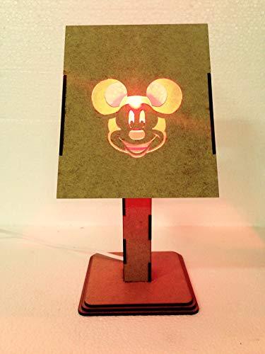 Abajur Mickey