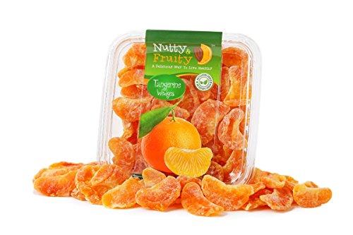 Dried Tangerine Wedges (Freeze Dried Tangerine)