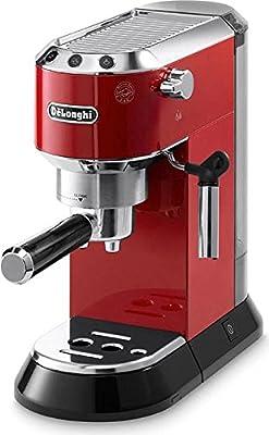 Delonghi Dedica Pump Espresso Maker Red EC 680 R