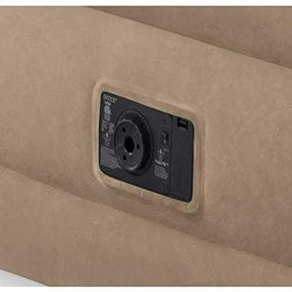 Intex 64456 colchón Hinchable Beige - Colchones hinchables (Beige ...
