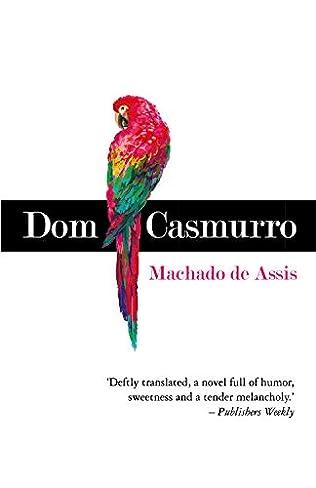 book cover of Dom Casmurro
