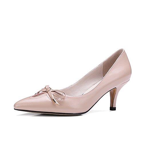 Nine SevenPump Shoes - Sandalias con cuña mujer Rosa