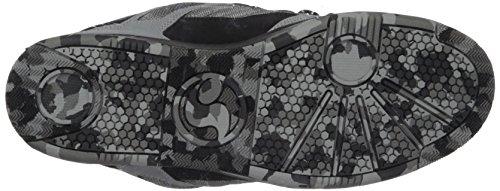125 Nubuck Grigio Enduro Shoes Dvs Scarpe 023 Uomo Da Charcoal grey Skateboard 6BvTF