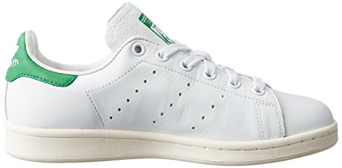 Adidas Stan Adulto De Unisex White footwear Smith White Blanco Zapatillas Deporte green footwear q6dwrqZ