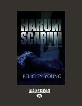 book cover of Harum Scarum