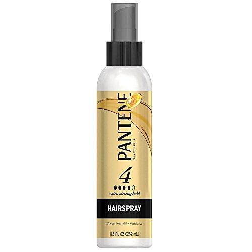 Pantene Hairspray, Non-Aerosol, Extra Strong Hold 3 8.5 fz