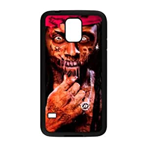 Samsung Galaxy S5 Cell Phone Case Black Lil Wayne Custom Phone Case Protective CZOIEQWMXN21765