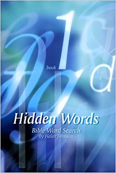 Hidden Words: Bible Word Search (Bk. 1) by Helen Johnson (1993-01-31)