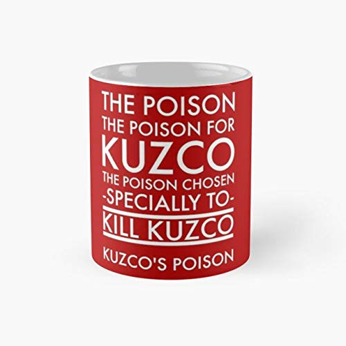 The Poison. in white Mug boom Tea Cups, 11 Ounce Ceramic Mugs, Perfect Novelty Gift Mug, Funny Gift Mug, Tea Mugs, Funny Coffee Mug 11oz ()