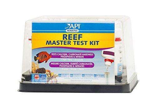 API REEF MASTER TEST KIT Reef Aquarium Water Test Kit 1-Count