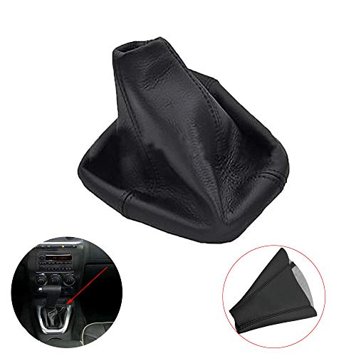 ALLMOST for 2005-2011 Hummer H3 Automatic Leather Shifter Boot Shift Cover Black