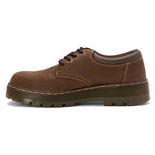 Dr. Martens, Sneaker uomo Dark Brown Wyoming