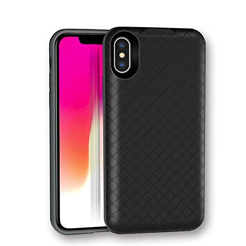 exxceed iphone x qi wireless charging detachable case. Black Bedroom Furniture Sets. Home Design Ideas