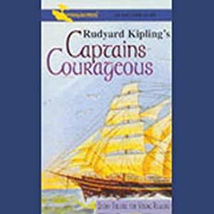 Captains Courageous (Dramatised) Audiobook
