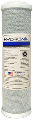 Hydronix CB-25-1001 NSF Carbon Block Filter 2.5