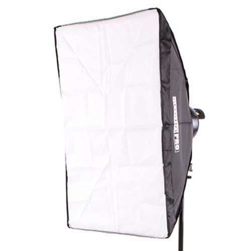 Fovitec StudioPRO - 20 x 28  Rectangular Softbox - [Rectangle][For Use With 5 or 7 Socket Head Lights]