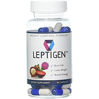 Leptigen Weight Loss Starter Kit - Highest Rated Fat Burner With Measuring Tool To Help You Lose Weight Faster