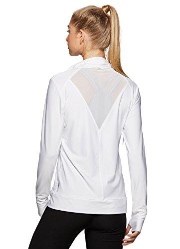 Buy white yoga jacket women