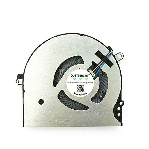 Cooler Para Hp Pavilion 15-cc 15-ck 14-bk 14-bp 15-cc700 15-cc708tx 15-cc715tx 15-cc710tx 14-bkxxx 15-ckxxx 14-bpxx Seri