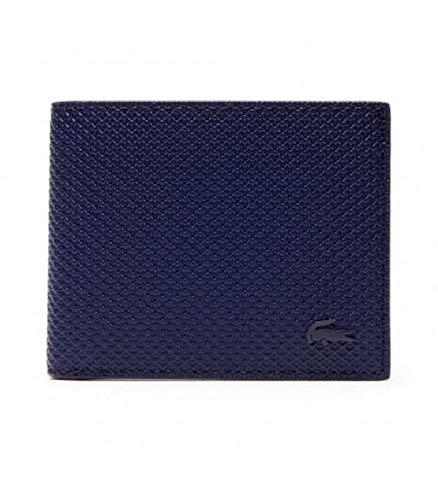 Lacoste - Cartera Billford Coin - 180213 NH1988CE 021 - Azul ...