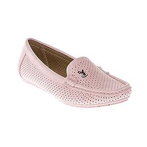 CALICO KIKI Women's Comfort Loafers Mocassins Slip-On Flats Shoes