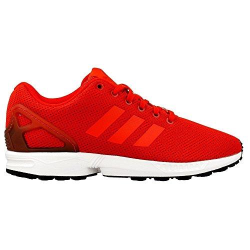 Flux ZX Originals NPS UPDT Sneakers Adulto Unisex Rosso adidas wETqz6