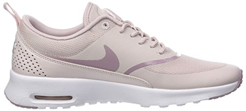 612 NIKE Rose Basses Rose Rose Baskets Thea Elemental Blanc Femme Air Max Barely 7Zqrw17