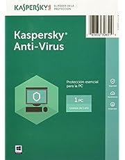 Kaspersky Lab Anti-Virus 2017 - 2 Users - 1 Año - Caja 2017
