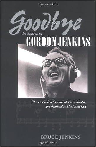 In Search of Gordon Jenkins Goodbye