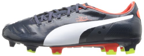 Peach Sol 2 Chaussures Football Blue Fluorescent Puma White De Evopower Ferme Ombre fgqnwPx