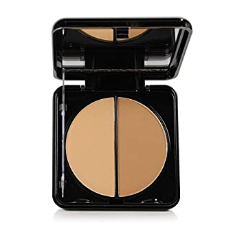 Amazon Com Eve Pearl Hd Dual Pressed Powder Highly Pigmented Long Lasting Makeup Daily Skincare For All Skin Types Tan Face Powders Beauty