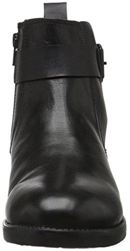 Boots Femme 27 Chelsea W Bianco Strap Detail 48926 qw7nFTY