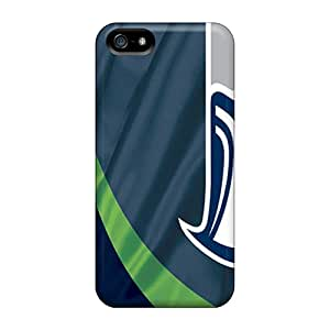 High Impact Dirt/shock Proof Cases Covers For Iphone 5/5s (seattle Seahawks)