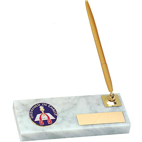 Ordination Pen Stand O-10-Pen - Marble Stand Pen
