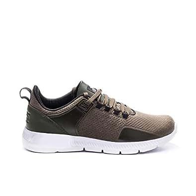 Erkek Slazenger SA28RE016-800 Spor Ayakkabı, Haki, 40
