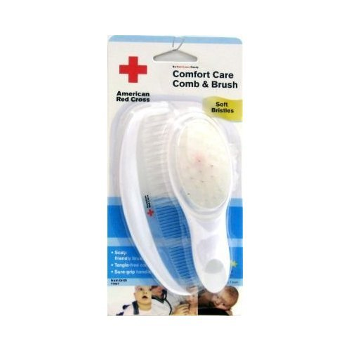 Brush & Comb Comfort Care (Pack Of 21) by LEARNING CURVE BRAND