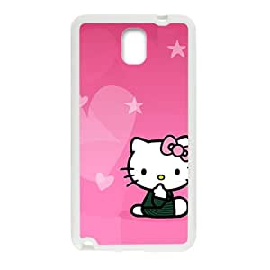 SVF Hello kitty Phone Case for samsung galaxy Note3 Case