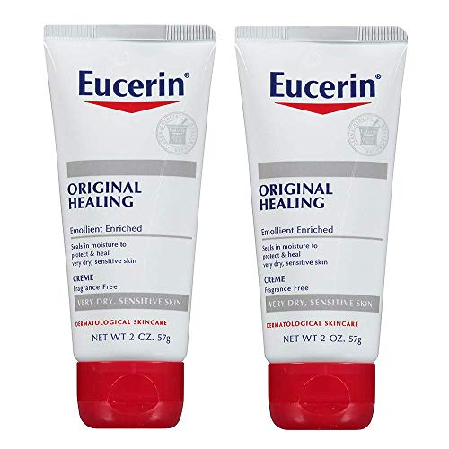 (Eucerin Original Healing Enriched Creme 2 oz (Pack of 2))