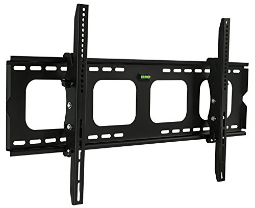 Mount-It! Tilting TV Wall Mount Bracket For Samsung Sony Vizio LG Panasonic TCL  VESA 200x200 400x400 600x400 850x450 Compatible Premium Tilt 220 Lbs Capacity, Size 42-80 inch