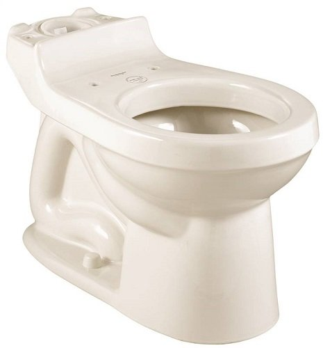 - American Standard 3395A001.020 Champion-4 HET Right Height Elongated Toilet Bowl, White