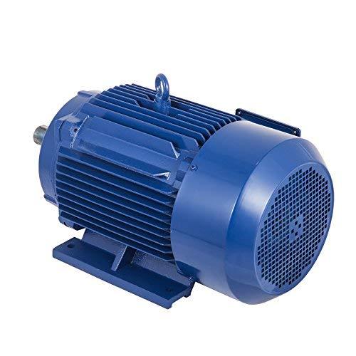 - VEVOR 208-230/460 V Electric Motor 256T Frame 3 Phase Electric Motor 20 HP Electric Motor 1800 RPM 9/8 Inch Keyed Shaft for The Matching of Water Pumps