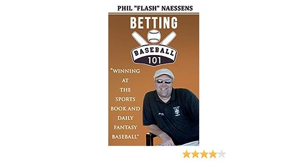 Baseball betting sport book eric bettinger et vetea grimod rethel