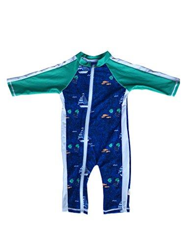 SwimZip Little Sleeve Sunsuit Protection product image
