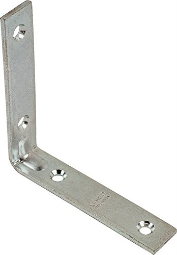 1 Inch Zinc Plated Steel Corner Braces