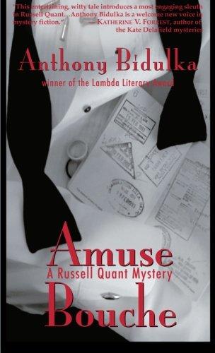 book cover of Amuse Bouche