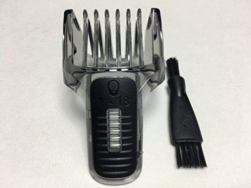 New HAIR CLIPPER COMB Trimmer Men's BEARD Multigroom For Philips COMB QG3383 QG3383/15 QG3387 QG3387/15 QG3388 QG3388/15 QG3392 QG3392/45 1-18mm clipper shaver head Accessories Replacement Parts