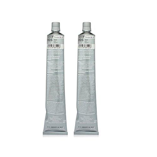 Pravana ChromaSilk Vivids (Silver), 3 Fl 0z- 2 Pack by Pravana (Image #2)