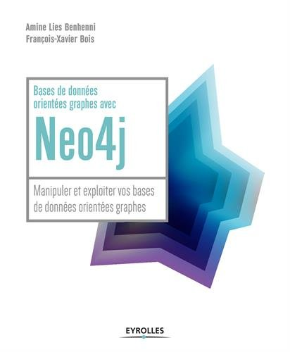 Bases de données orientées graphes avec Neo4j: Manipuler et exploiter vos bases de données orientées graphes. Broché – 18 février 2016 Amine Lies Benhenni François-Xavier Bois Eyrolles 2212138040